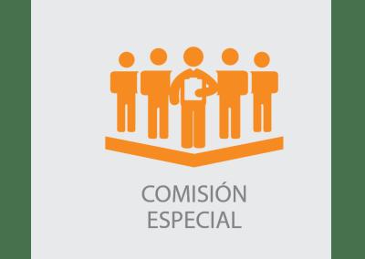 Comisión Especial para tratar el cierre de la frontera Venezolana