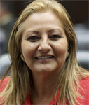 Dip. Maribel Guédez Vicepresidenta