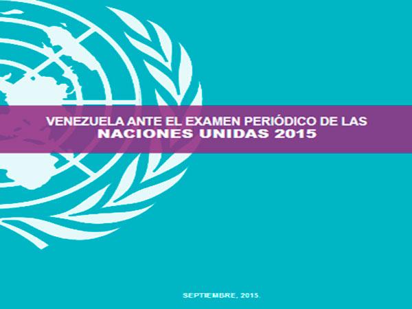 EPU 2015: Corrupción pone en jaque disfrute de los derechos económicos, sociales y culturales (DESC)