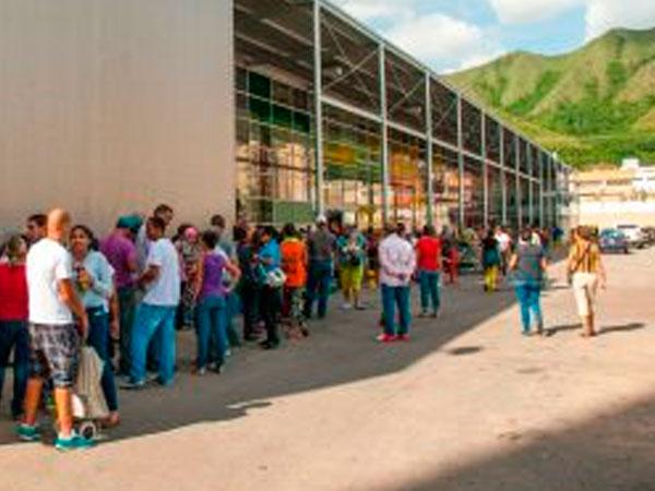 400 mil familias en riesgo de hambre en el estado Bolívar