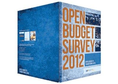 Índice de Presupuesto Abierto 2012