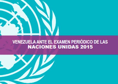 Estado venezolano debe derogar leyes que obstaculizan acceso a la información pública