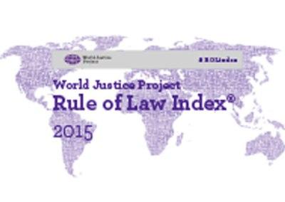 Indice del Estado de Derecho (Rule of Law)