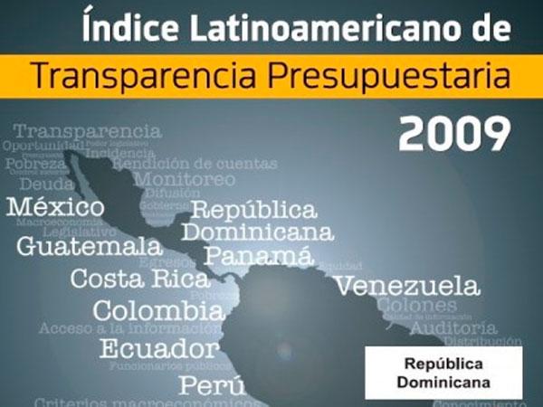 Indice Latinoamericano de Transparencia Legislativa 2009