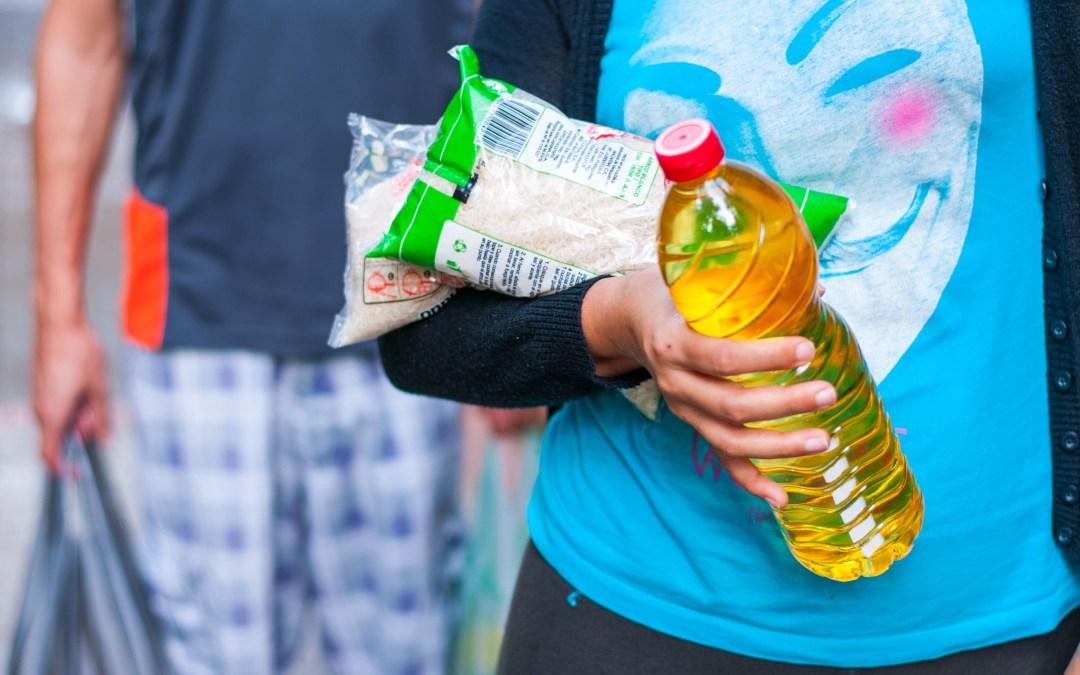 Bachaqueros dominan  expendio de alimentos en La Cinqueña 2