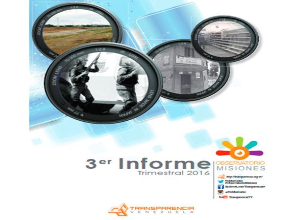 III Informe trimestral