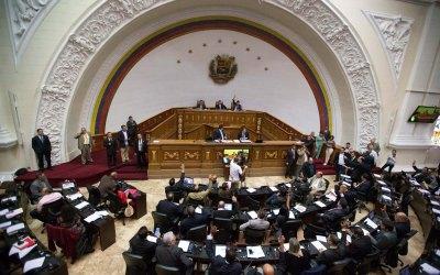 Asamblea Nacional se aprobó presupuesto 2017 por 93.592 millones de bolívares