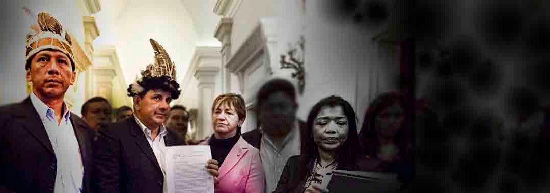 Diputados de Amazonas solicitan su desincorporación de la AN