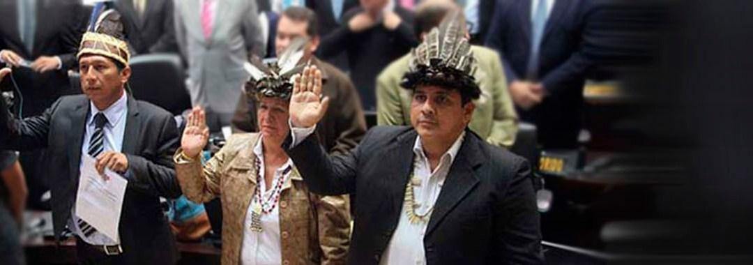AN autoriza la desincorporación de los diputados de Amazonas
