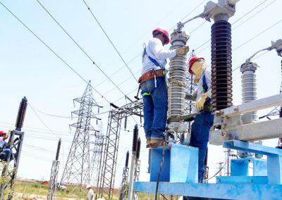 Sector eléctrico es el tercero de las empresas públicas en número de trabajadores y pérdidas generadas en 2016
