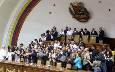 Parlamento unifica esfuerzos con la sociedad civil para alinear estrategias
