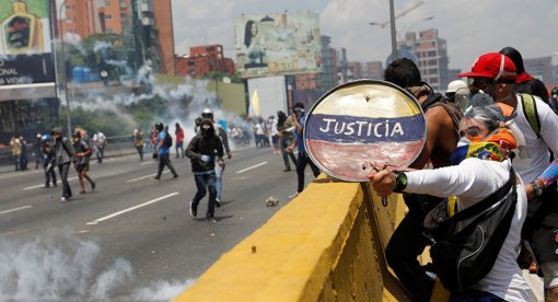 61 Venezuelan Civil Society Organizations urge their peers in the region to defend the validity of democracy and human rights in Venezuela