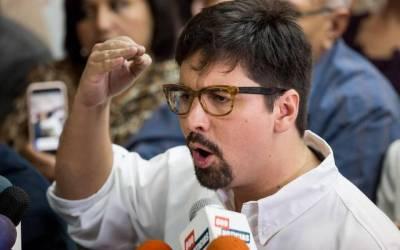 Proponen inhabilitar a Freddy Guevara por promover violencia política
