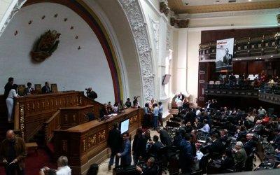 Parlamento desconoce fraude constituyente del 30 de julio