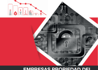 The Bolivarian project enlarged the platform of state-owned enterprises to increase economic, political and social control