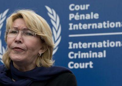 Ortega Díaz pidió a La Haya que ordene la captura de Maduro y cuatro generales por delitos de lesa humanidad