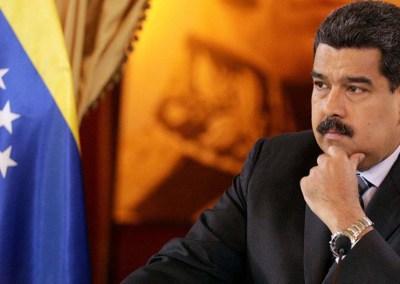 """Maduro admite corrupción en """"posiciones de poder"""" pero no ha habido ningún ministro preso"""