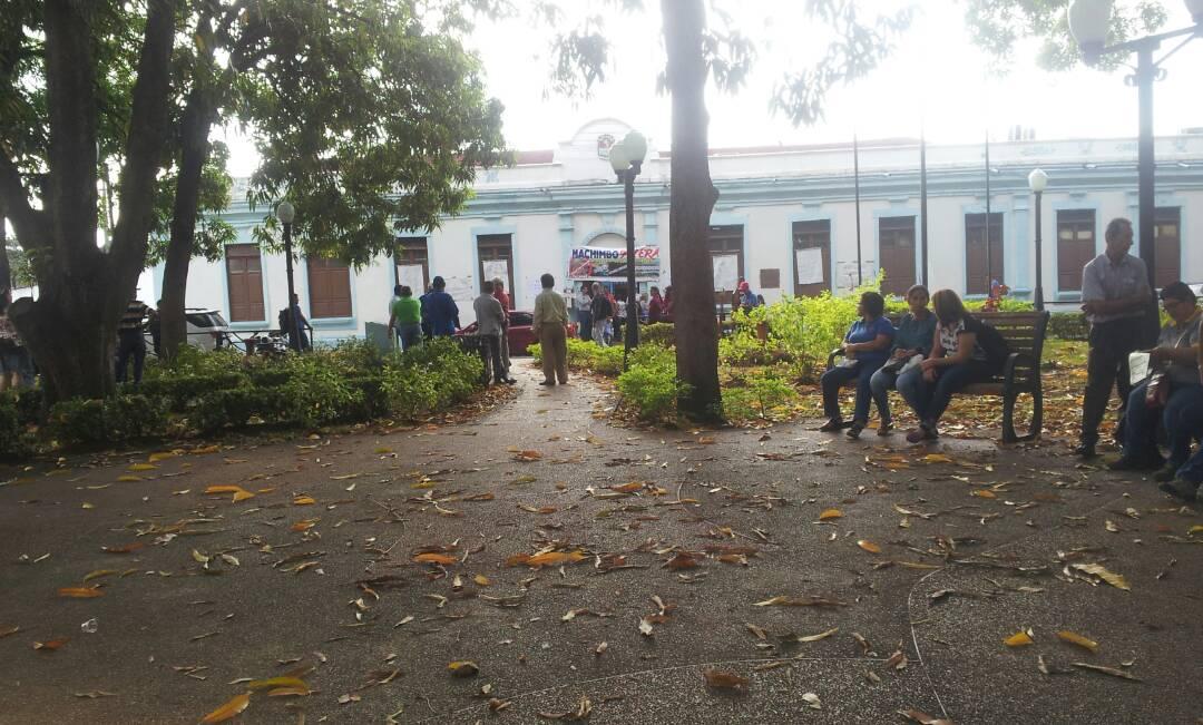 Alcaldía del Municipio Barinas continuada sitiada por chavistas