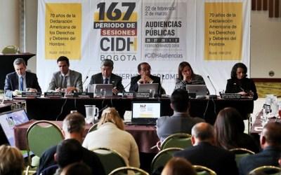 """CIDH insta a países de la región a erradicar la """"cultura del secretismo"""" para combatir la corrupción"""