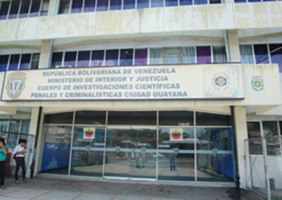 En Guayana calabozos del Cicpc están que estallan