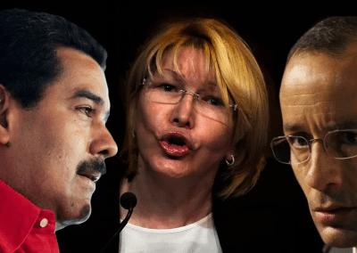 Luisa Ortega Díaz: Maduro orquestó los hechos de corrupción  con Odebrecht (+ Infografía)