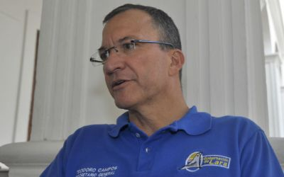 Grupos oficialistas hirieron al diputado Teodoro Campos