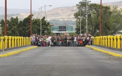 Asamblea Nacional se une al Congreso de Colombia en Cubre de Cúcuta para debatir crisis venezolana