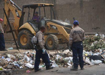 En Ciudad Guayana sobra la basura pero falta el agua