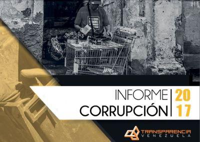 Informe anual de corrupción 2017