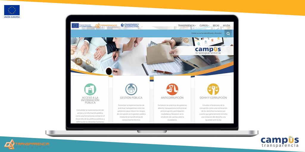 Campus Transparencia: Online anti-corruption training for Ibero-America