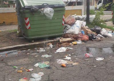 La basura como arma política agudizó el problema en Barinas