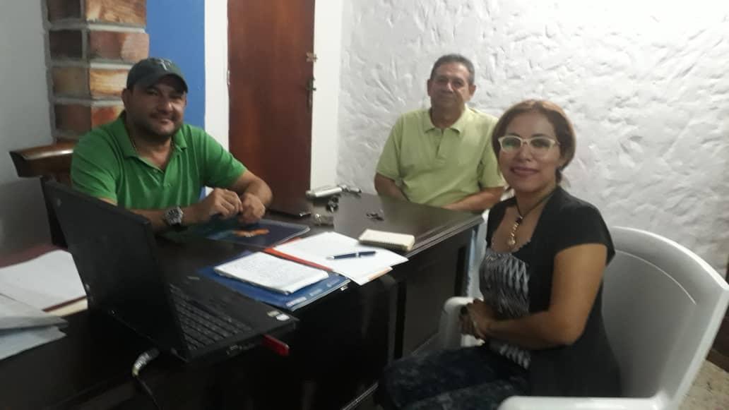 Coord.Barinas y Pdte Concejo Municipal Socopó, Sucre