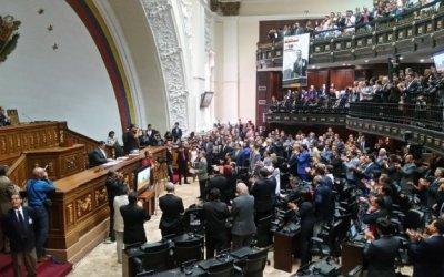 Asamblea Nacional exige suspender la nueva reconversión monetaria y devolver la autonomía al BCV