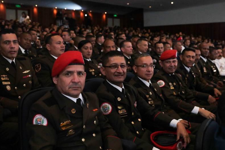 Créditos para militares superan Presupuesto 2018