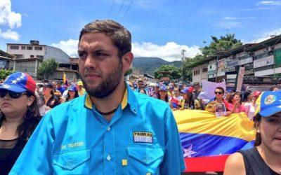 Asamblea Nacional califica como secuestro la detención del diputado Juan Requesens