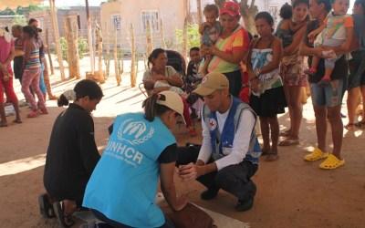 Acnur: Más de 2,6 millones de venezolanos están desplazados