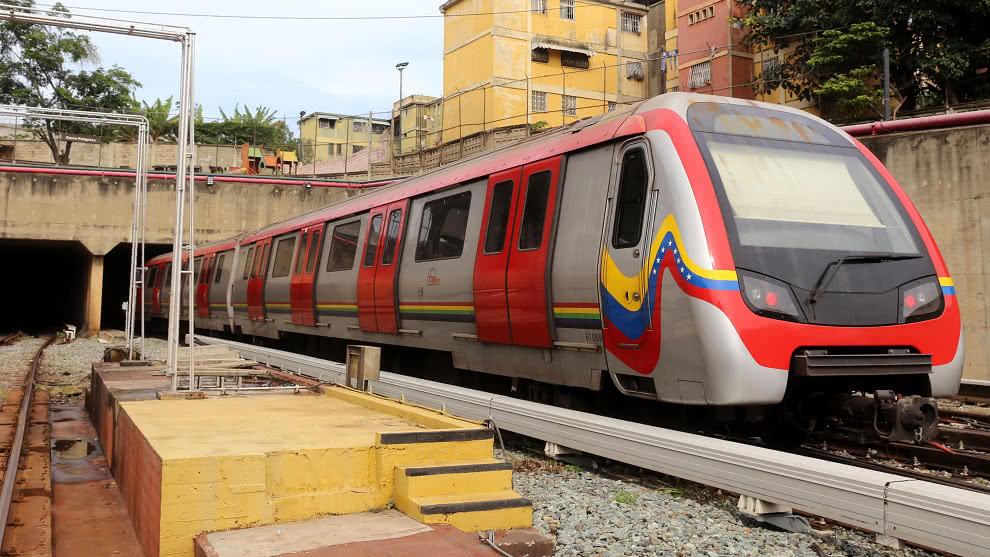 La línea 5 del Metro de Caracas engrosa lista de obras inconclusas de Odebrecht