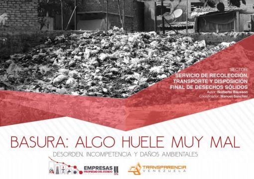 Epe II estudio sector basura