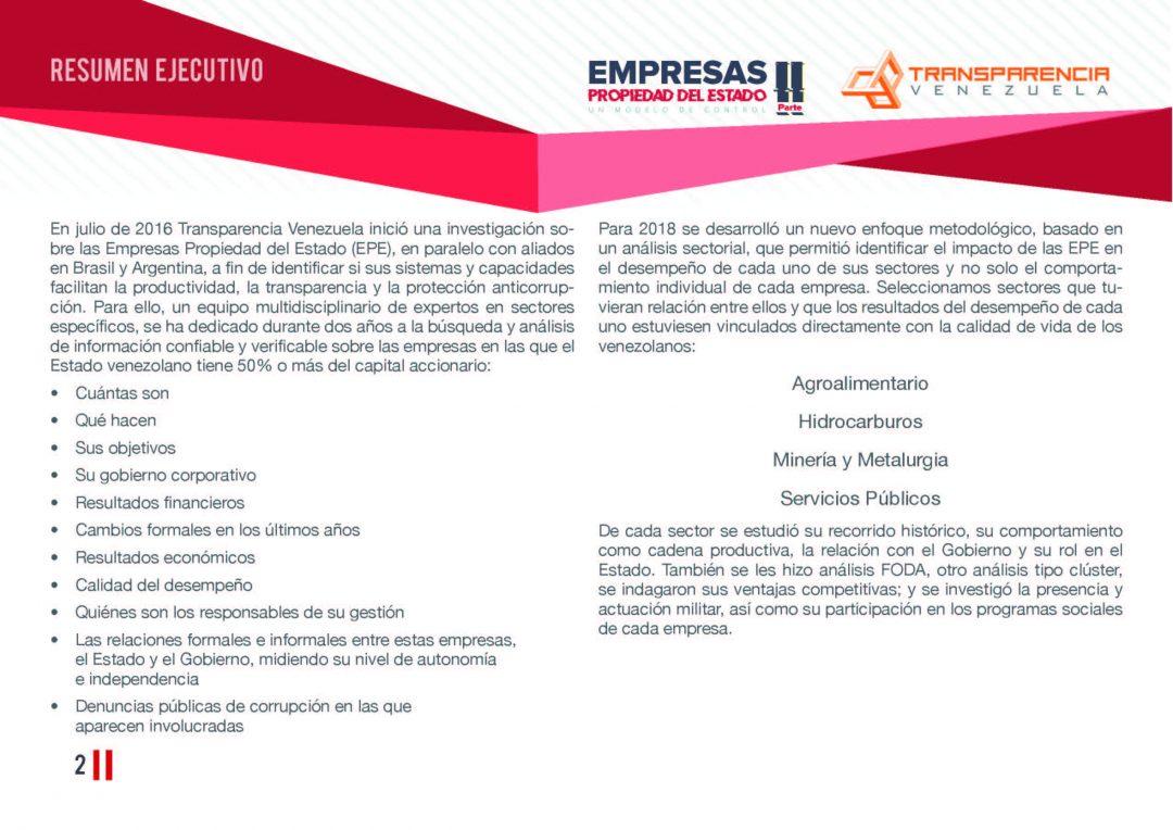 EPE II - Resumen ejecutivo, Transparencia Venezuela_Página_02