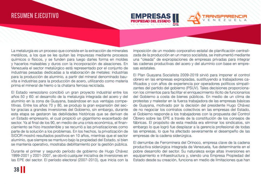 EPE II - Resumen ejecutivo, Transparencia Venezuela_Página_38