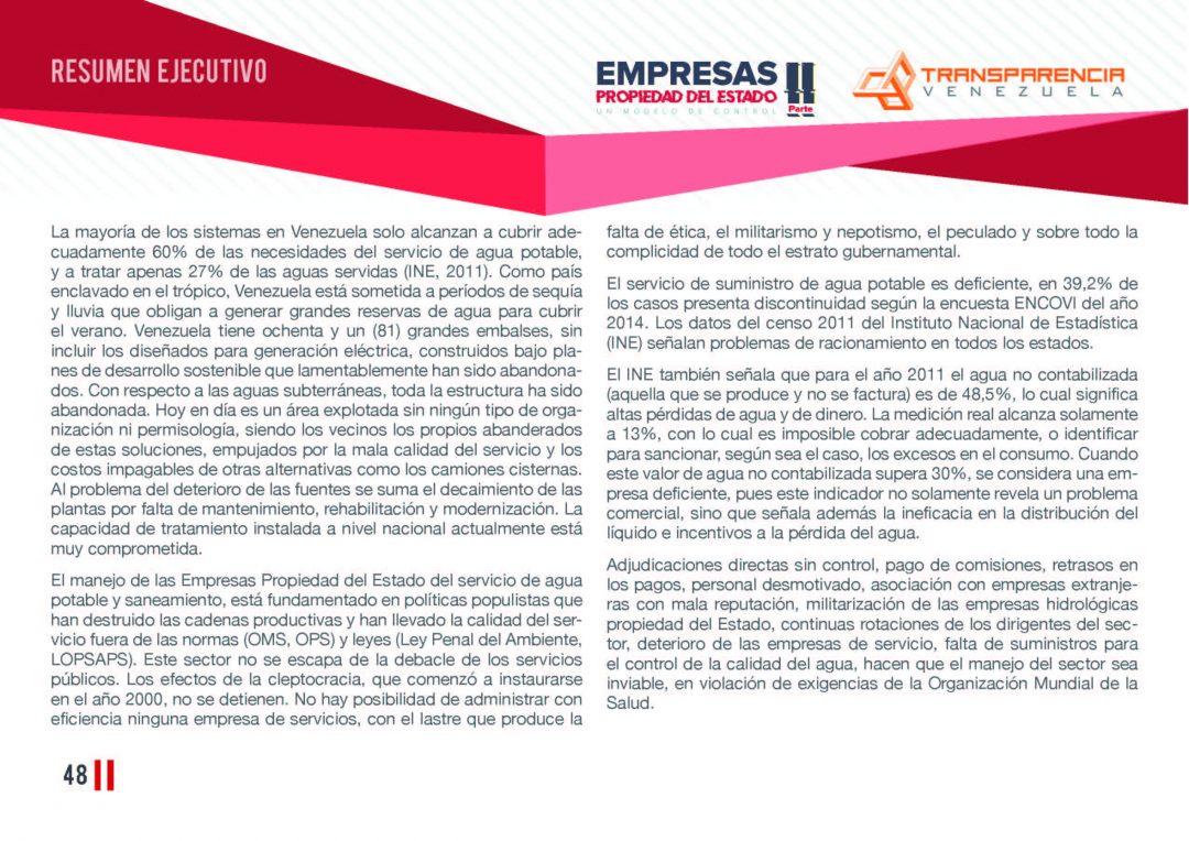 EPE II - Resumen ejecutivo, Transparencia Venezuela_Página_48