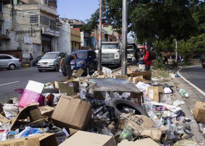 Epe II casos sector basura