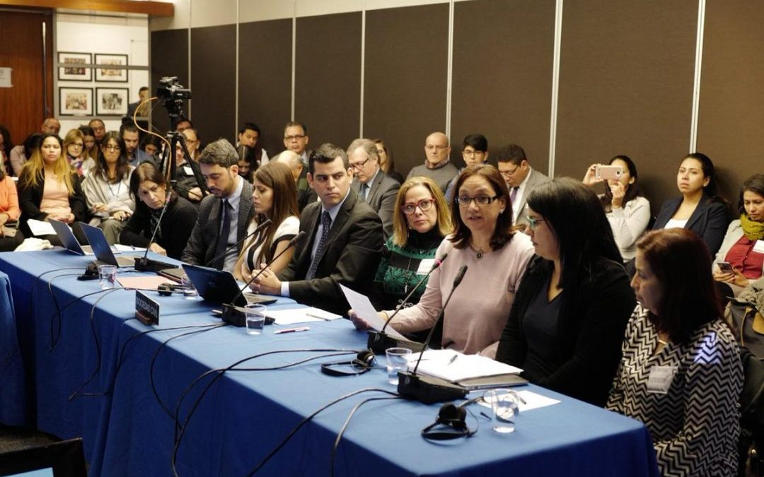 Mercedes De Freitas: Venezuela requiere urgente respeto al Parlamento