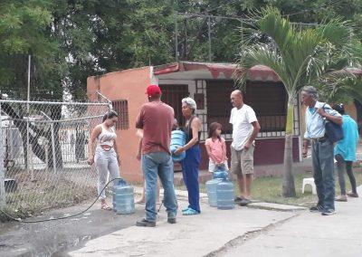 Lara | El agua de los larenses está en manos de Dios