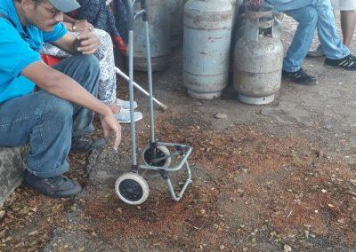 Barinas   La angustia de cocinar con gas en Venezuela