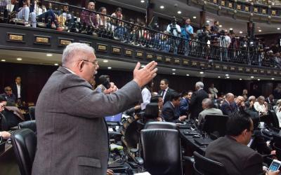 Asamblea Nacional aprobó renovación de la junta directiva de Ad- Hoc de Pdvsa