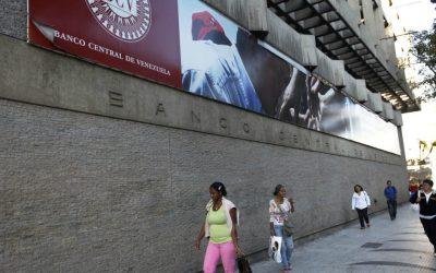 Banco Central de Venezuela interrumpió parcialmente su política de opacidad