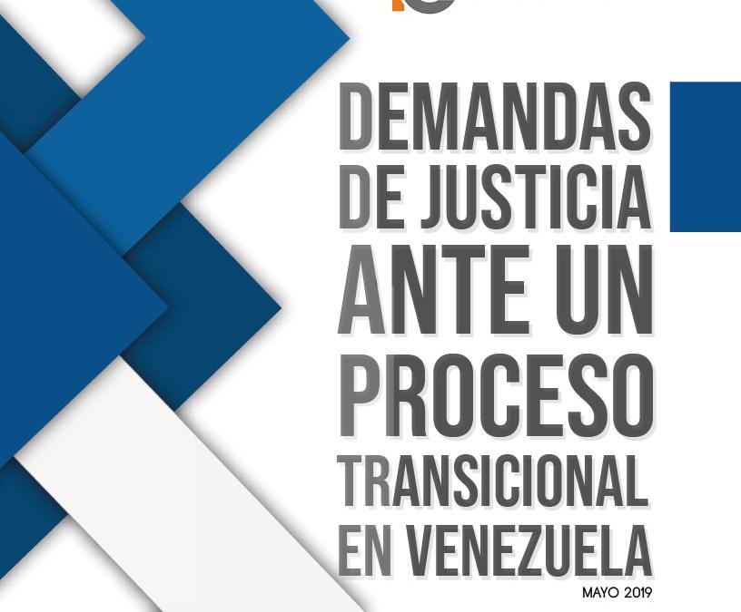 Es necesario construir un sistema de justicia heterodoxo con apoyo internacional para sancionar la Gran Corrupción