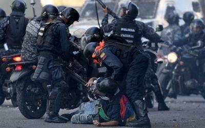 La represión criminal de los cuerpos de seguridad del Estado debe parar