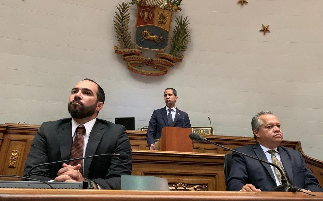 Asamblea Nacional postuló nueva directiva Ad Hoc para el BCV